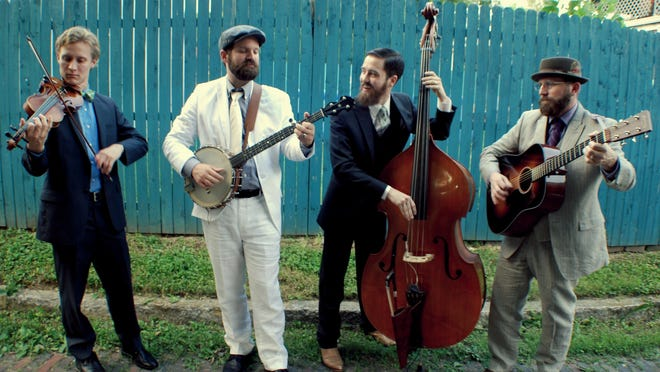 The Misty Mountain String Band one of several bluegrass bands scheduled to perform during the 2015 Forest Fest