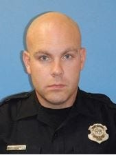 Covington Police Officer Brian Powers