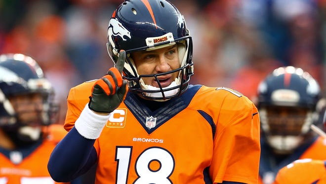 Peyton Manning will get some time to rest during training camp this summer.