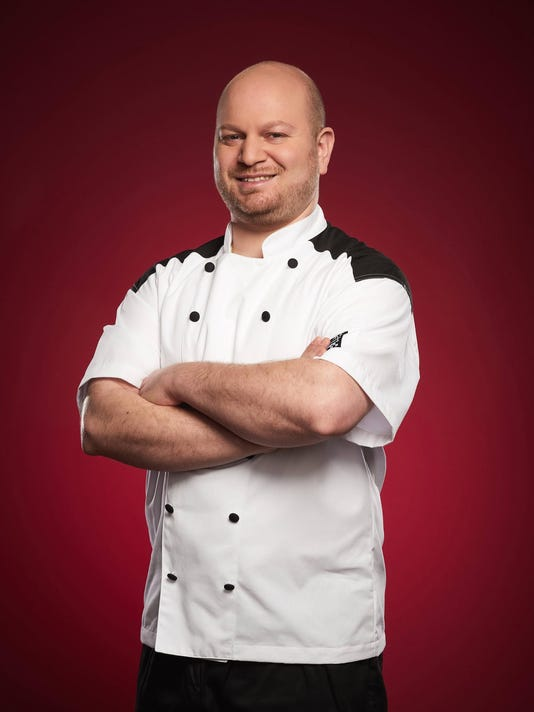grapevine troy chef returns to hells kitchen friday - Hells Kitchen 2017