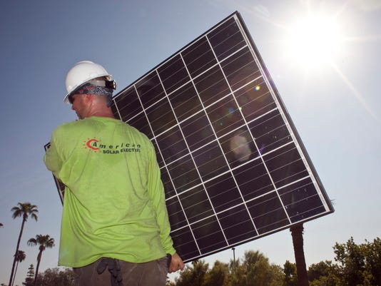 5. Arizona wrestles with industry's costs as solar slows