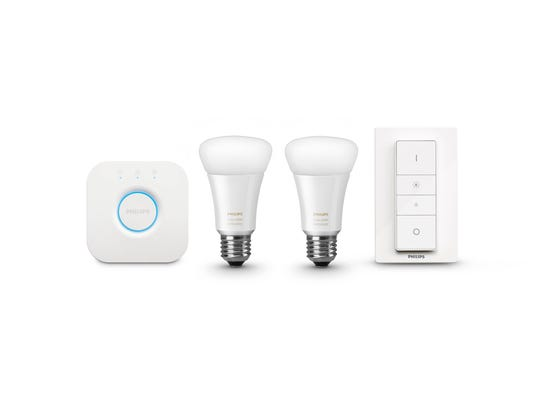 Smart lights are ideal for energy saving convenience