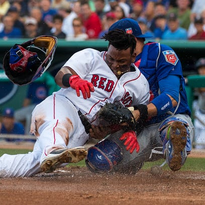 Chicago Cubs, Boston Red Sox resume rivalry 100 years after World Series matchup