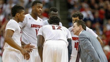 Pitino wary of Wake Forest's powerful offense