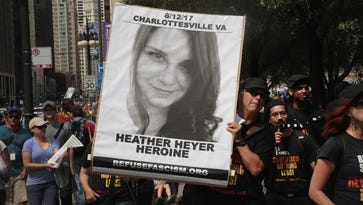 In the name of Heather Heyer, we must continue movement that began with 5 million women