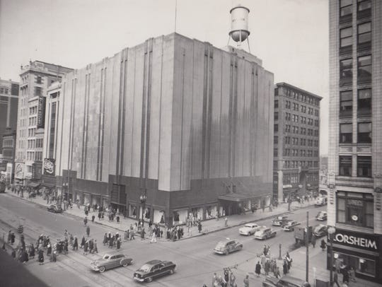 H.P. Wasson & Co in Dec. 1949 after renovations.