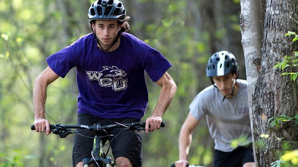Western Carolina University has earned the title of Top Outdoor Adventure College by Blue Ridge Outdoors magazine for the third year in a row.
