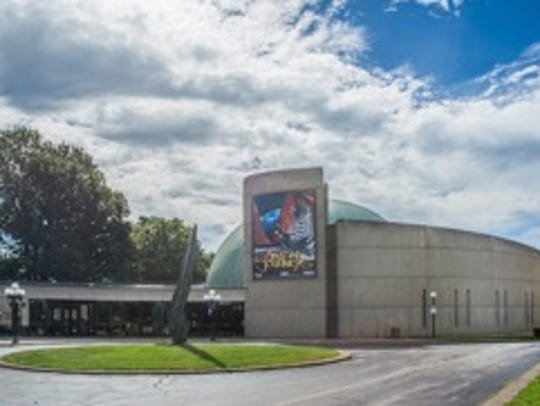 RMSC Strasenburgh Planetarium