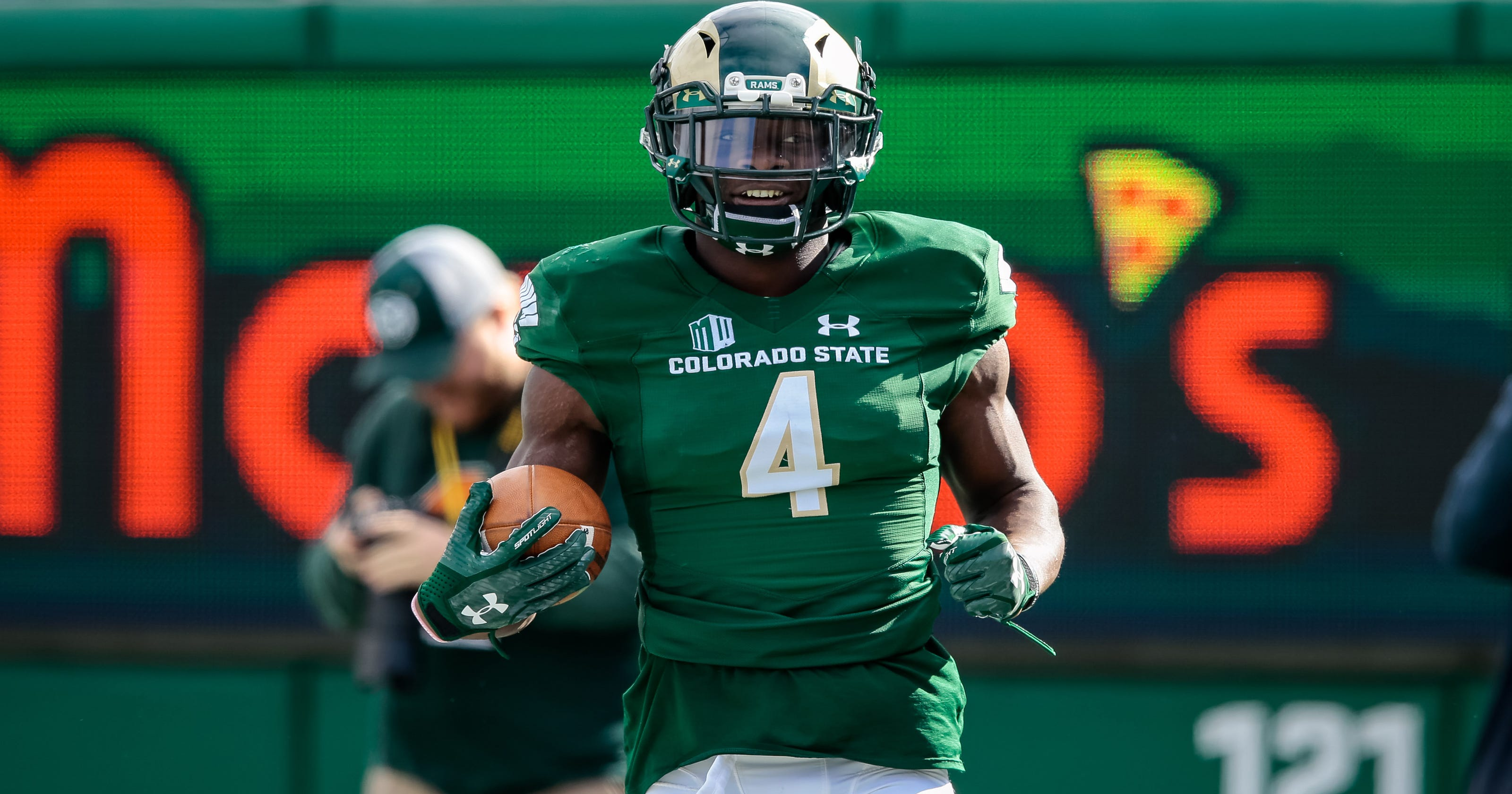 3e50abbe7 Former Colorado State star Michael Gallup picked in third round of NFL draft