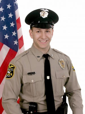 Northern Regional Police named Noah Potteiger as its 2015 Officer of the Year.