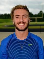 Powdersville High School 2017 football: Keith Becknell (11)