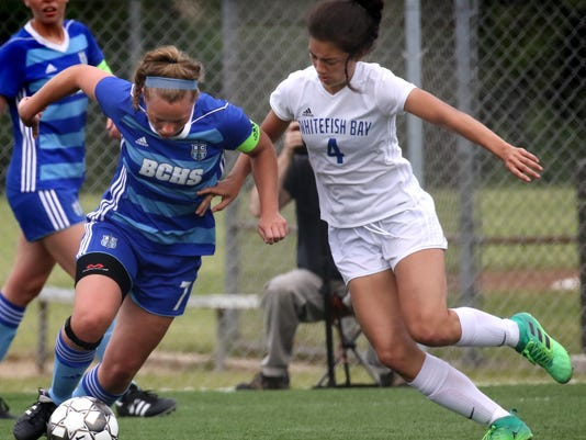 Brookfield Central Girls Soccer