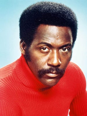 "A cool cat: Richard Roundtree, in his ""Shaft"" heyday."