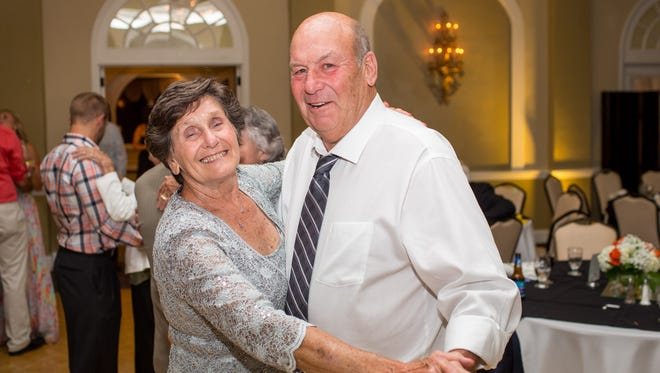 Hal Snopek and his wife, Donna, were married in 1960, a year after graduating high school.