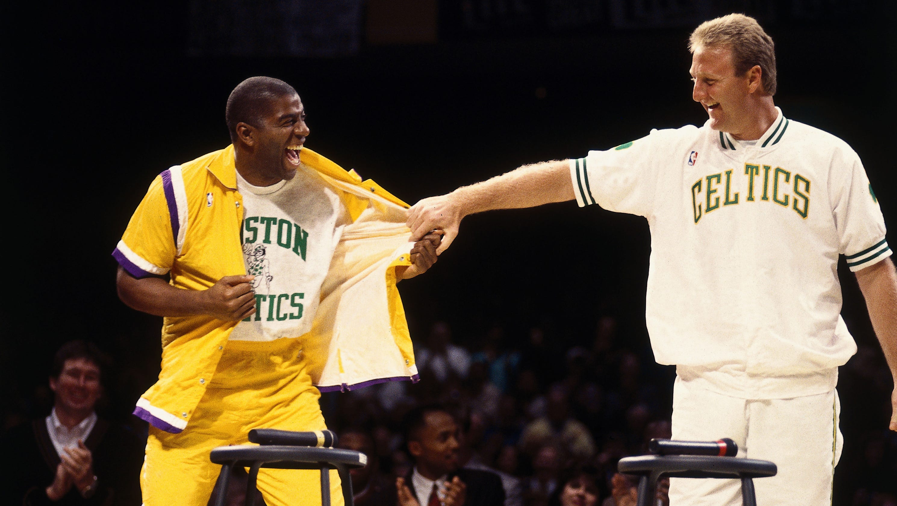 Celtics-Lakers: A look at the NBA's most storied rivalry