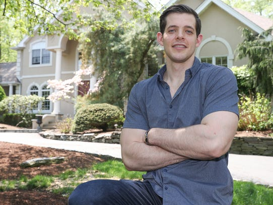 Stephen Hill, 30, talks about addiction recovery services