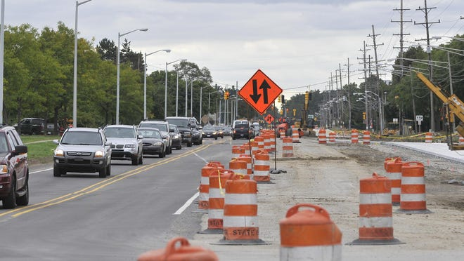 A conservative business group has proposed that the state issue a 30-year pension obligation bond to borrow $10 billion as a way to free up $980 million annually that could be used to fix Michigan's roads and bridges.