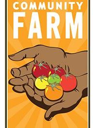 Las Semilla Community Farm logo