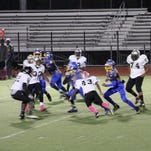 The Southfield Falcons rallied for a thrilling 18-13 victory over the Washtenaw Raiders in a youth football game played Oct. 18 at Lathrup High School.