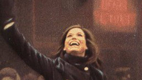 Mary Tyler Moore is shown in opening sequence for the