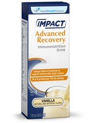 Nestlé Impact Advanced Recovery is a nutritional supplement