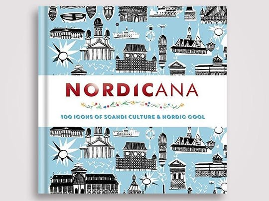 'Nordicana: 100 icons of Scandi culture and Nordic Cool' by Kajsa Kinsella