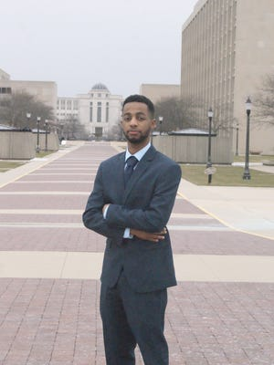 Jaron Green, 24, is the latest to join the Lansing City Council race. The filing deadline is 4 p.m. April 25. A primary election will be held Aug. 8, and the general election is Nov. 7.