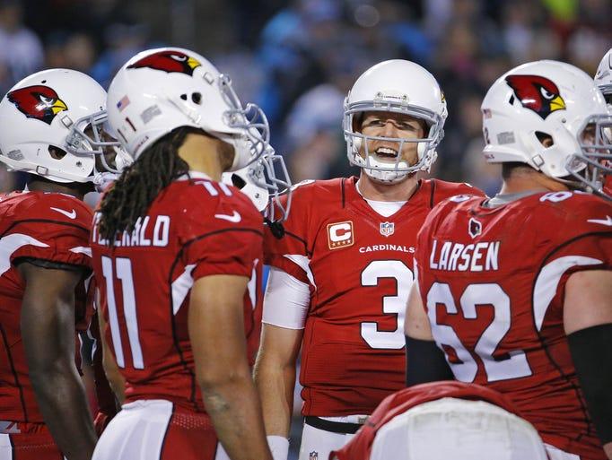 Soon the Arizona Cardinals will focus on looking forward.