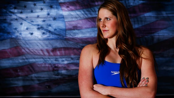 Missy Franklin is awesome at swimming and also has
