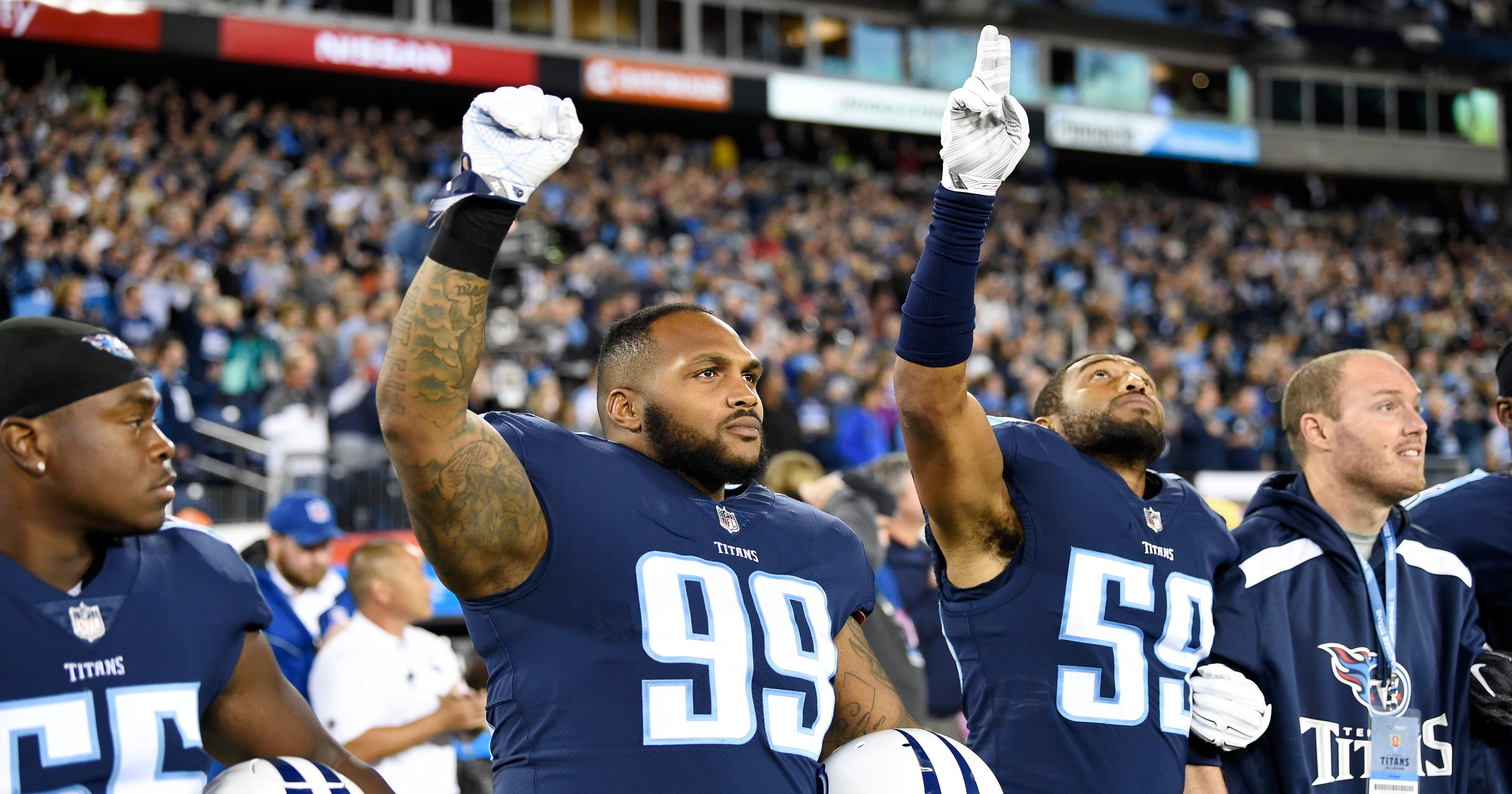 Titans  Jurrell Casey to protest during national anthem   I m going to take  my fine  0456eecfa