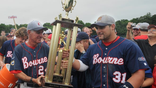 """""""I've been honored that I've had the chance to coach in the Cape Cod League. It's about the people, and that's what's made the Cape so special. And when I say people, I'm including the players,"""" said manager Harvey Shapiro, who led the Bourne Braves to the 2009 league championship."""