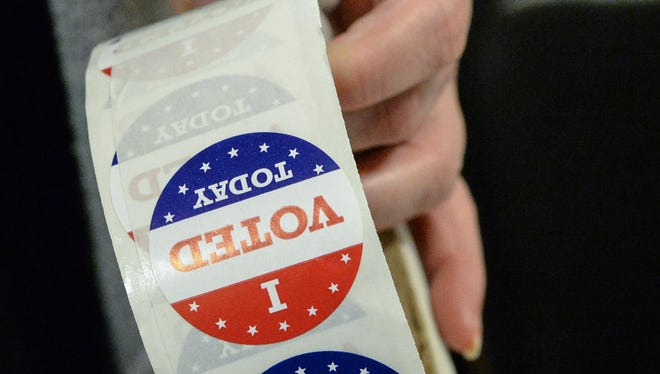 Ottawa County has seven contested races for township trustees.