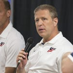 Danton Cole, head coach of the USA Hockey NTDP U18 team, is eager for his squad to perform on home ice 7 p.m. Friday.