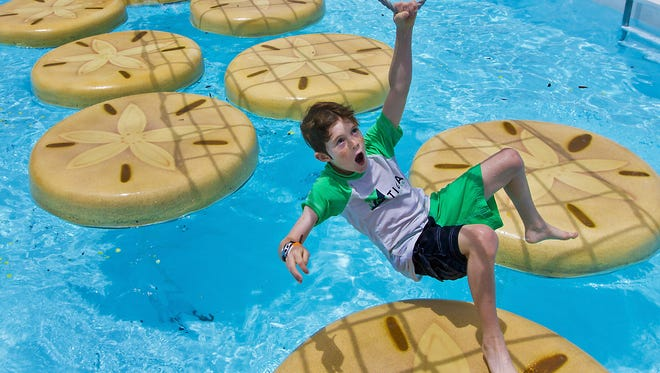SunSplash Family Waterpark opens for the season March 12.