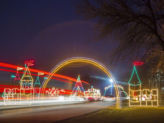 Jolly Holiday Lights