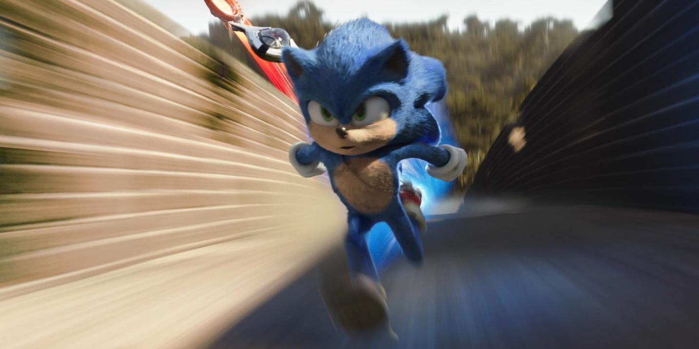 Sonic The Hedgehog Is A Generic Studio Product