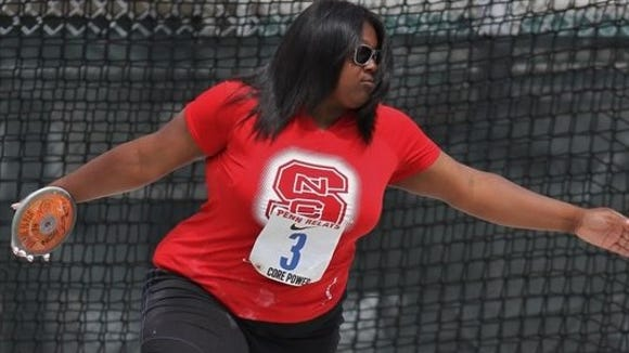 Roberson alum SeQuoia Watkins is a redshirt junior at N.C. State.