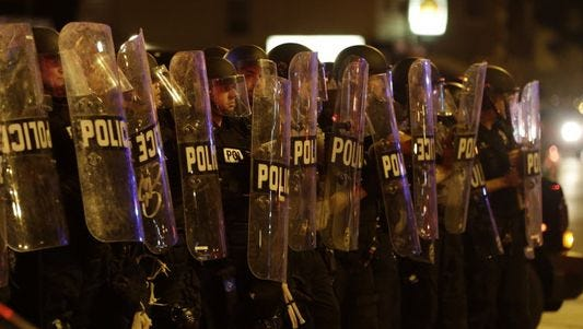 Unrest continues in Milwaukee.
