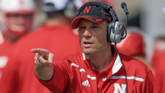 Nebraska coach Mike Riley, who will arrive in Nashville Sunday to lead the Cornhuskers against Tennessee in the Music City Bowl, was a finalist for the Vanderbilt coaching position in the 1990s.