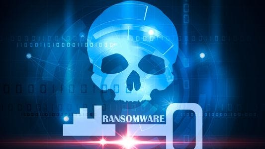 The threat of ransomware is growing.