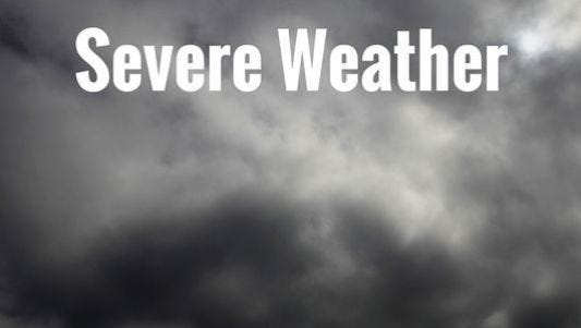 The Coloradoan reports on severe weather throughout Northern Colorado.