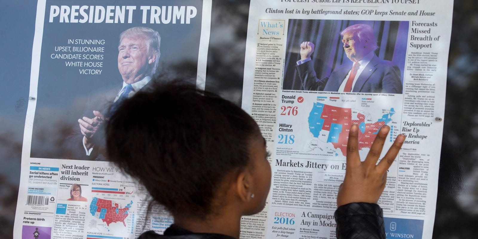 Donald Trump Will Be Disaster For >> Trump Called Electoral College A Disaster In 2012 Tweet
