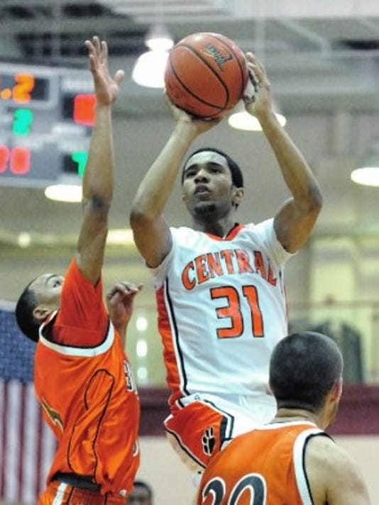 Tremaine Bowman is averaging 16.4 ppg for Central York this season.