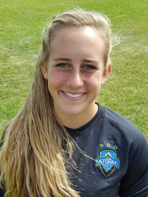 Rocky Mountain's Gabriella McDonald is the Coloradoan's Female Athlete of the Week.