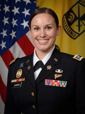 Lt. Col. Joan (Hollein) Sommers