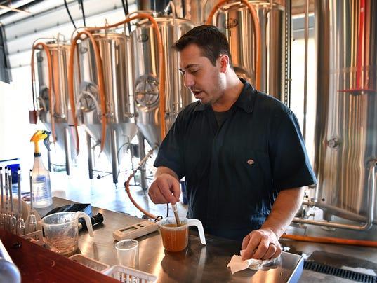 Brewing Beer 1