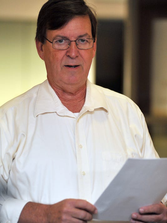 Hinds County Republican Chairman Pete Perry