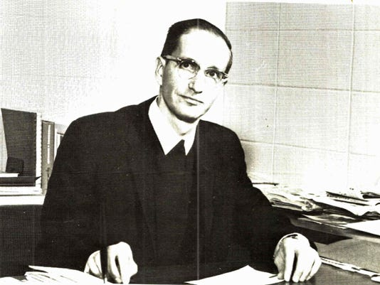 Brother Cyril Litecky Yearbook 1966.jpg