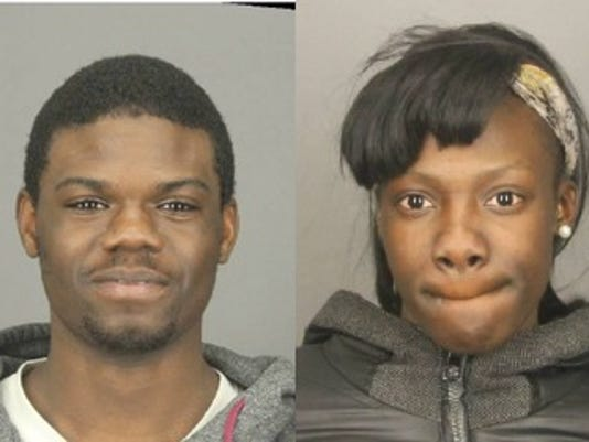 Two Charged In Pizza Delivery Robbery