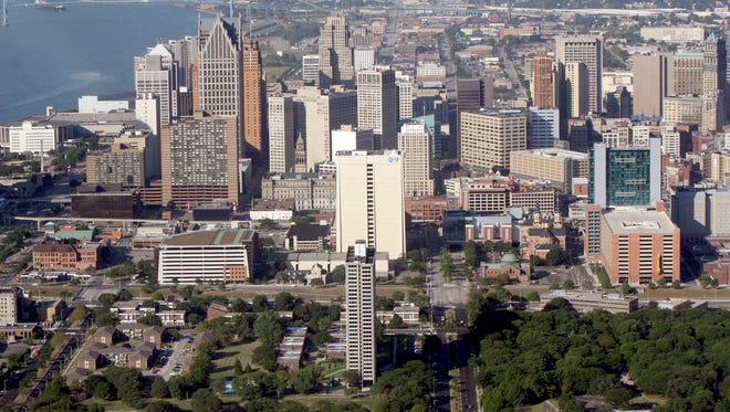 Attitudes toward downtown Detroit continue to improve, the latest survey from the Downtown Detroit Partnership reported August 16, 2016.